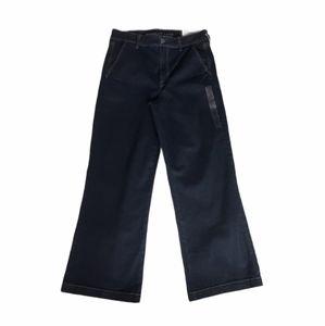 American Eagle   High rise, wide leg jeans 12R